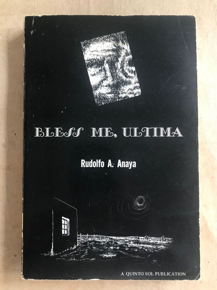 Bless me, Ultima; a novel. Rudolfo A. Anaya.