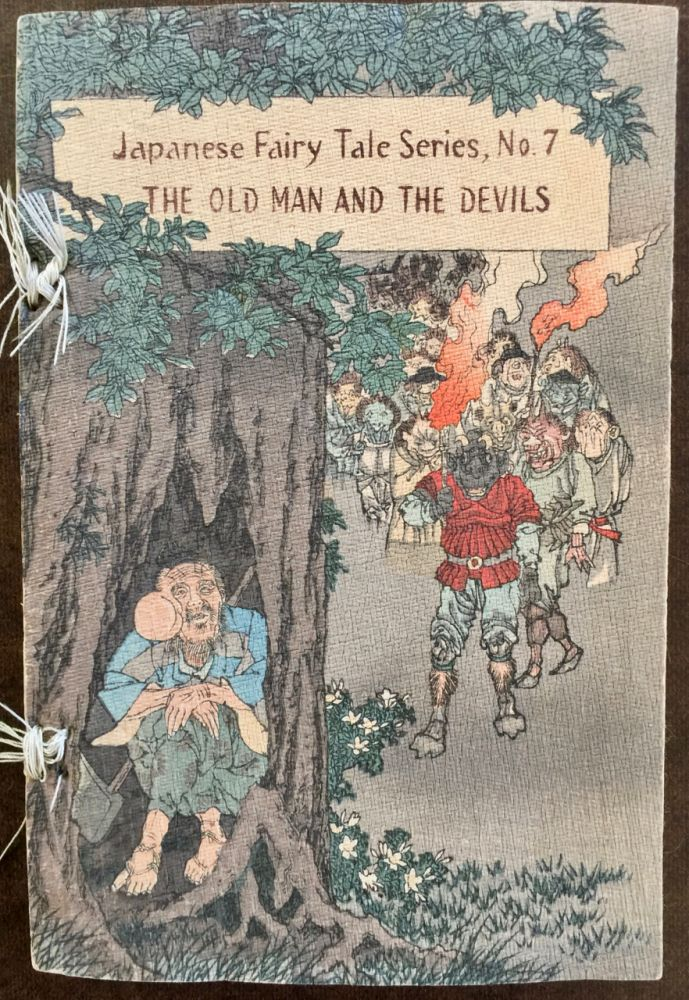 The Old man and the devils; Japanese Fairy Tale Series, Number 7. Kobunsha.