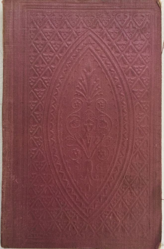 Late 19th century Personal Blankbook or Notebook