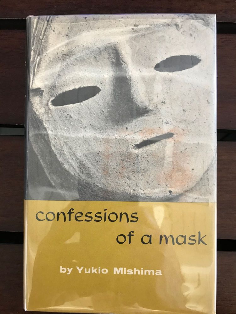 Confessions of a mask. Yukio Mishima, Meredith Weatherby.