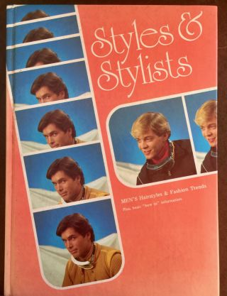 Styles & stylists. Pam Fernandes, Central Readers Service