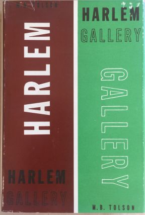 Harlem gallery :; Book I, The Curator
