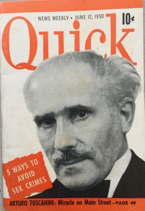 Quick; News Weekly ; June 12, 1950