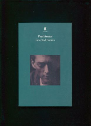 Selected poems. Paul Auster